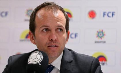 Ernesto Lucena, ministro de Deporte, habla de la Copa América