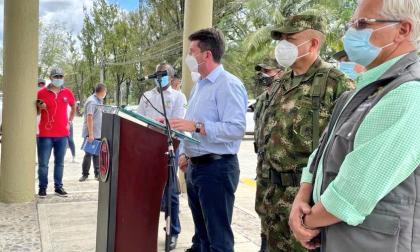Recompensa de hasta $50 millones por autores de ataques en Popayán