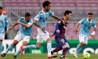 Barcelona vs. Celta de Vigo