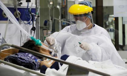 Cifras de muertes y contagios por covid-19 en Colombia este lunes 17 de mayo