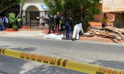 Ataque sicarial deja a un hombre muerto en el barrio Recreo