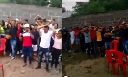 Rechazan incursión armada en un estadero en Montería