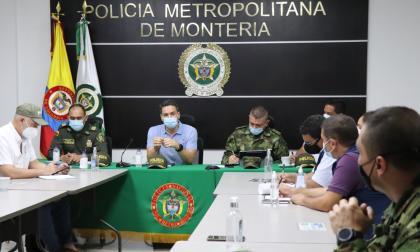 Ofrecen recompensa por responsables de incursión armada en Montería