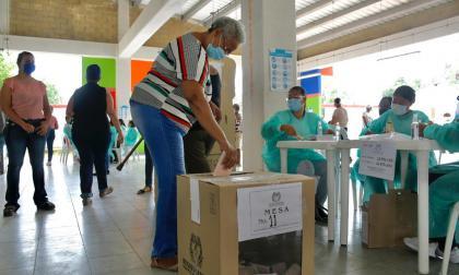 Registraduría entrega calendario electoral para Presidencia en 2022