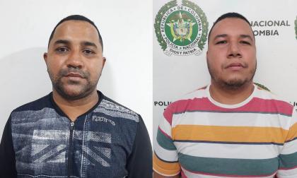 Capturados por robo a barbería y joyería no aceptaron cargos