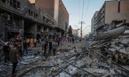Continúan ataques entre Israel y Gaza tras diez días de escalada bélica