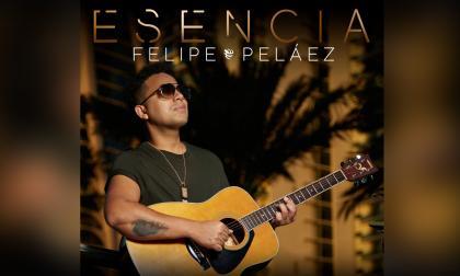 Felipe Peláez muestra toda su esencia en nuevo álbum