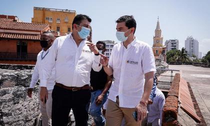Contraloría investiga a responsables por obras inconclusas en Cartagena