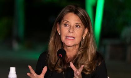 """""""Mi fe es íntima e inquebrantable"""": Marta Lucía Ramírez sobre tuit religioso"""