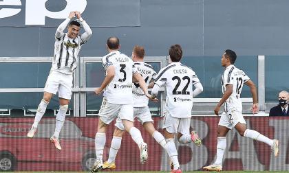 Pirlo ve a Cristiano concentrado al máximo en el Juventus