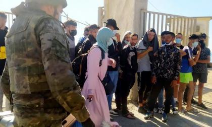 España ha devuelto 7.000 inmigrantes que entraron en Ceuta