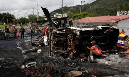 Alertan colapso de la seguridad alimentaria en el país por bloqueos
