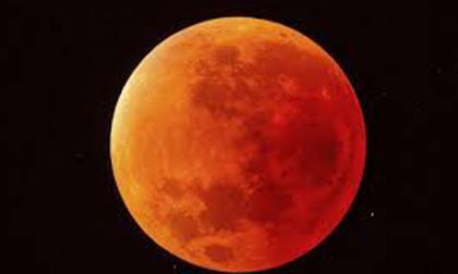 Eclipse lunar y superluna roja: conoza cuándo y dónde puede ver este fenómeno