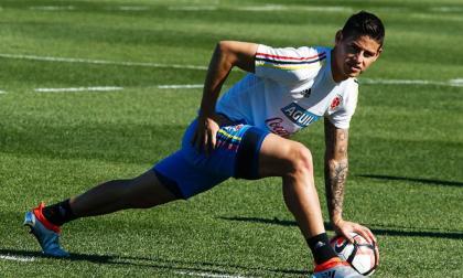 James, sorprendido y decepcionado por ser desconvocado de la Selección Colombia
