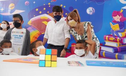 Inauguran hogar de paso para garantizar derechos de menores en Barranquilla