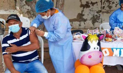 Sitionuevo: han sido aplicadas 2.028 vacunas contra la covid-19