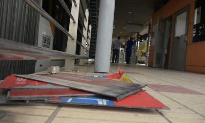 Lo primero que hicieron fue quemar todo lo que veían: testigos de desmanes en Barranquilla
