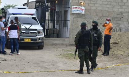 La señal que delató a los sicarios de 'los Costeños' en Malambo