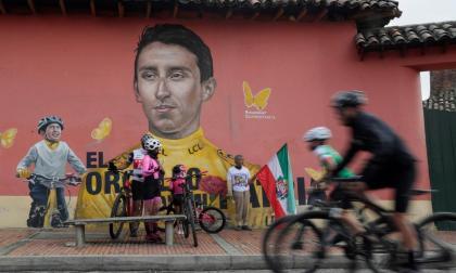 Zipaquirá, el pueblo de Egan Bernal celebra el título del Giro de Italia
