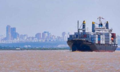 Exportaciones colombianas crecieron 56,3% en abril