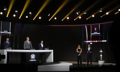 Los duelos de octavos de final de la Copa Libertadores