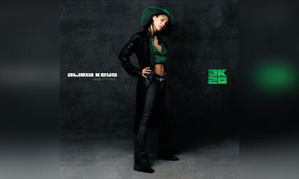 Alicia Keys celebra 20 años de 'Songs in a Minor'