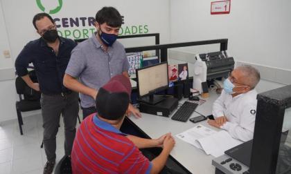 Centro de Oportunidades reabre sus puertas al público con agendamiento previo