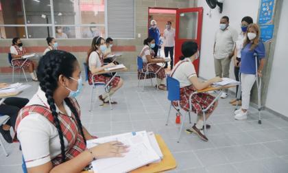 Gobernadora Elsa Noguera dice que este año Atlántico va por más calidad educativa