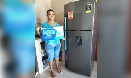Más de 100 familias ya cuentan con nevera nueva gracias a incentivo económico