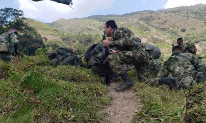 Una familia habría sido afectada por operativo militar en el sur de Córdoba