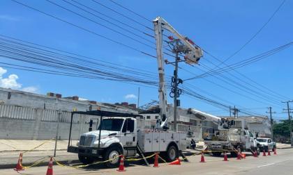 Air-e anuncia trabajos en sectores de Soledad y Barranquilla