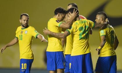 """""""En el momento oportuno, hablaremos"""": Casemiro sobre la Copa América"""