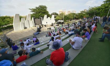 Tarde de tradición en Barranquilla con concierto cultural