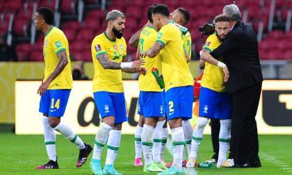 Jugadores de Brasil deciden disputar la Copa América
