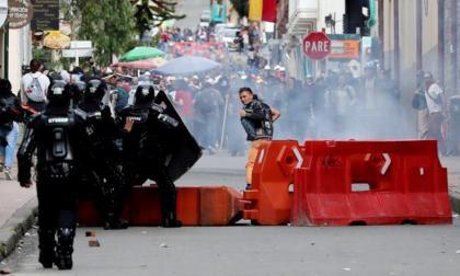 La SIP repudia las agresiones contra periodistas y medios en Colombia