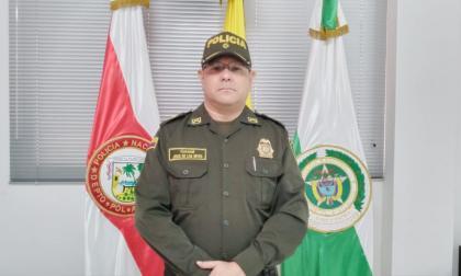 Policía del Atlántico tiene nuevo comandante