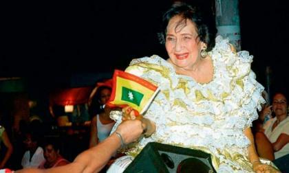 Honores para Esthercita Forero, a un debate de ser ley de la República