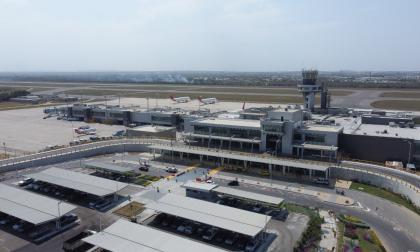 Problemas financieros retrasaron obras en el aeropuerto Cortissoz