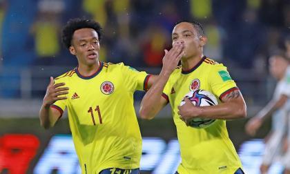 Ospina, Muriel y Borja, figuras ante Argentina