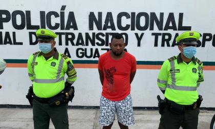 Capturan a alias Malayo en La Guajira