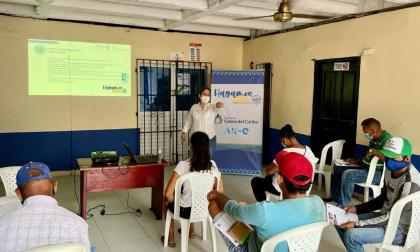 Proyecto busca beneficiar a emprendedores de Tasajera, Magdalena