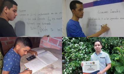 El sueño mexicano de cuatro jóvenes matemáticos costeños
