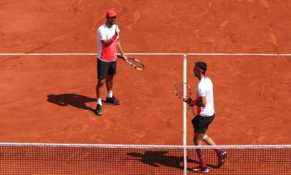 Cabal y Farah caen en la semifinal de Roland Garros