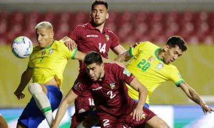 Brasil, con novedades, abre el torneo contra una Venezuela golpeada por COVID