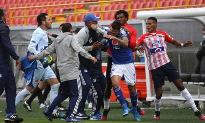 Informe arbitral confirma provocación del 'Caballo' Márquez
