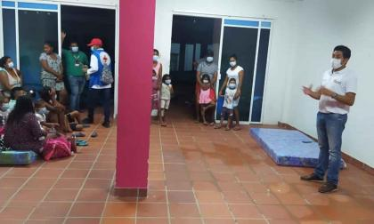 Por fuertes lluvias declaran calamidad pública en Hatonuevo, La Guajira