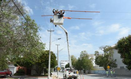 Este miércoles habrá mantenimientos eléctricos en Barranquilla y Atlántico