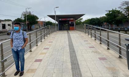 Sistur y Metrocaribe suspenden operación de Transmetro por falta de recursos
