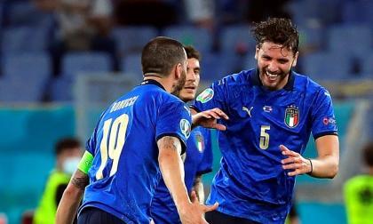 Italia, un misil hacia octavos de final de la Eurocopa