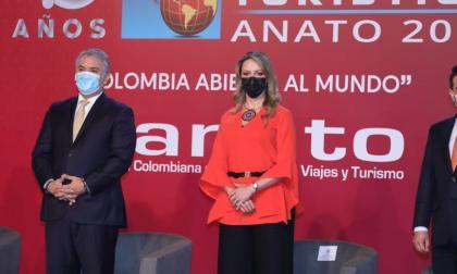 Lanzamiento de la Vitrina Turística de Anato en Bogotá
